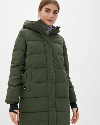 Зеленая теплая куртка 4f