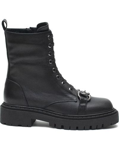 Ботинки - черные Mario Muzi