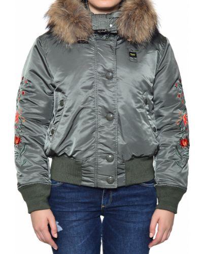 Нейлоновая куртка Blauer