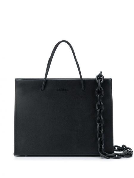 Skórzana torebka na ramię mini Medea