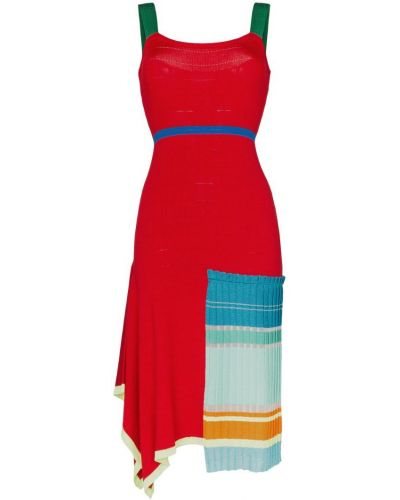 Платье миди на бретелях I-am-chen