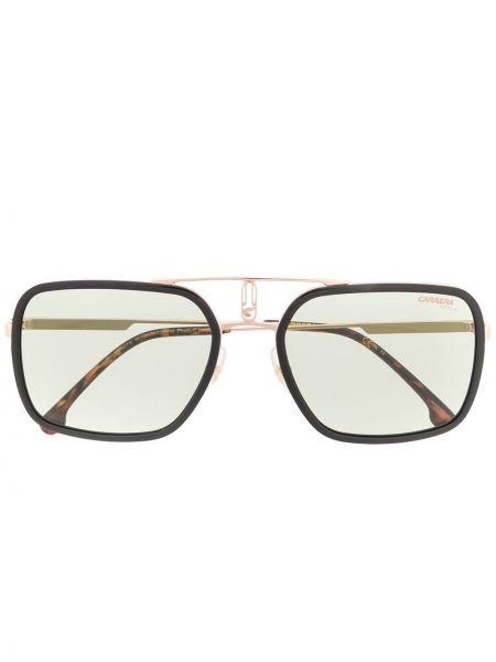 Okulary przeciwsłoneczne czarny przeoczenie Carrera