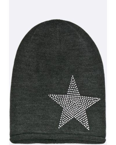 Серая шапка из джерси Haily's