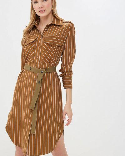 Платье платье-рубашка весеннее Imperial