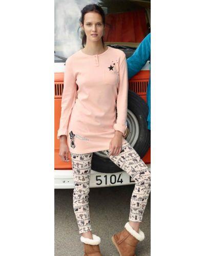 Пижама - розовая Gisela