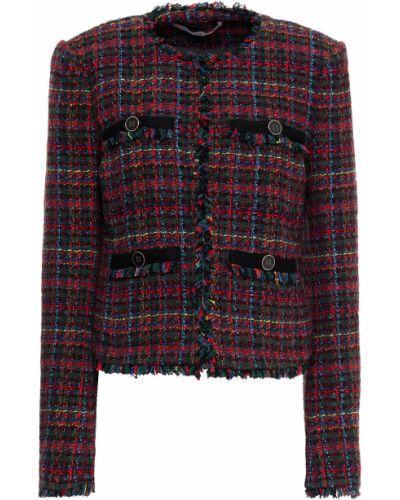 Хлопковая куртка на пуговицах Veronica Beard
