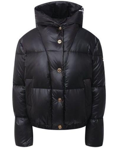 Пуховая куртка с подкладкой с гусиным пухом Versace