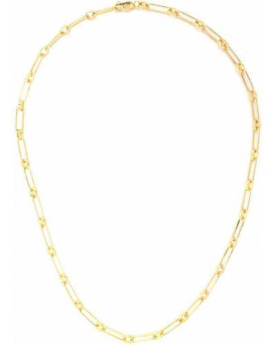Złoty naszyjnik łańcuch Missoma