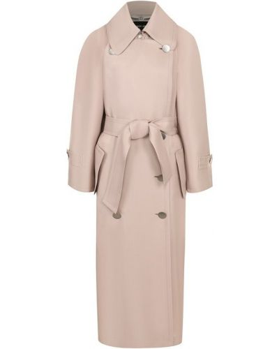 Пальто розовое пальто Giorgio Armani