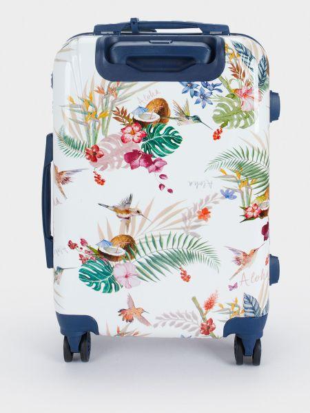 Синий чемодан Parfois