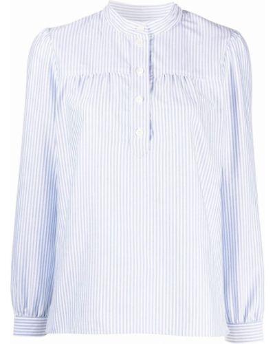 Рубашка в полоску - синяя A.p.c.