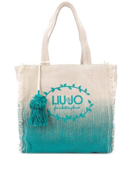 Пляжная сумка круглая сумка-тоут Liu Jo