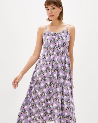 Сарафан - фиолетовое Gloss