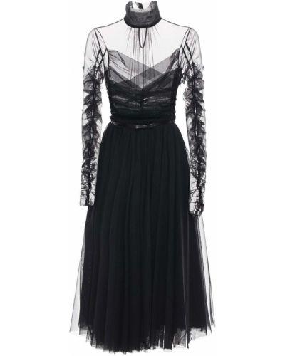 Кожаное платье с подкладкой на молнии Brognano