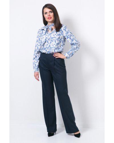 Повседневные брюки с карманами свободного кроя Modellos