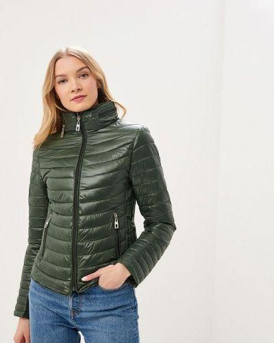 Утепленная куртка - зеленая Adrixx
