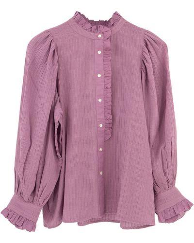 Różowa bluzka Antik Batik