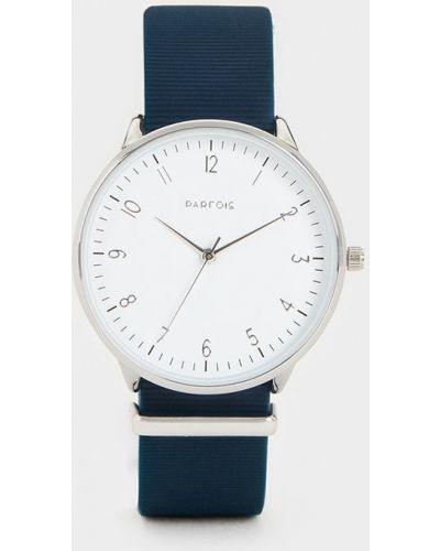 Водонепроницаемые часы пластиковые с круглым циферблатом Parfois