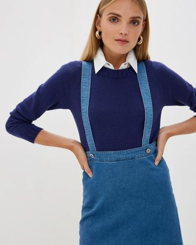 Джемпер синий Blugirl Folies