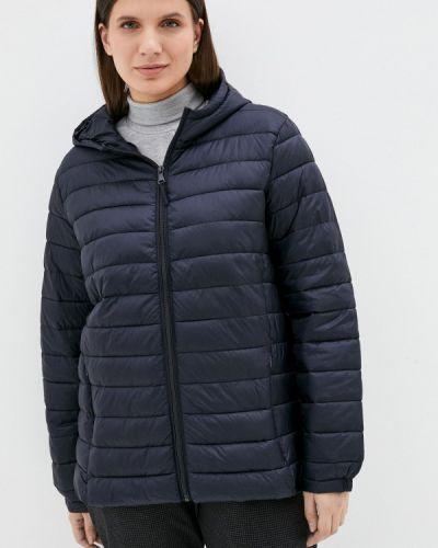 Утепленная куртка - синяя Rosa Thea