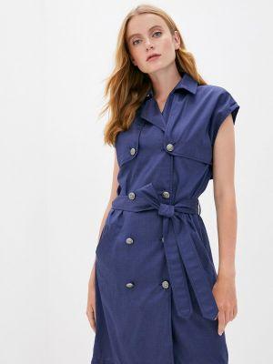 Синее платье Duckystyle