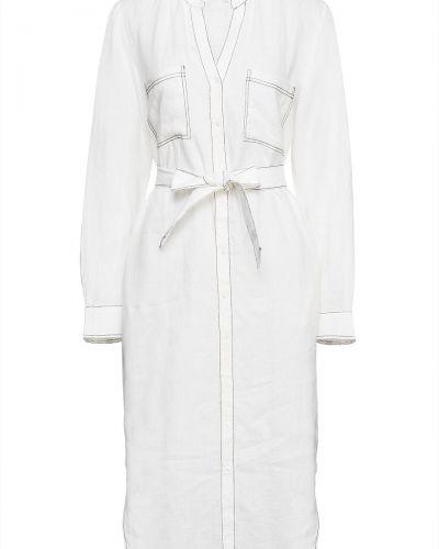 Льняное платье - белое Seafolly