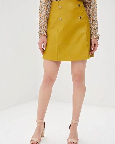 Желтая юбка Sweewe