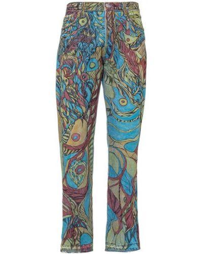 Niebieskie spodnie Gallery Dept.