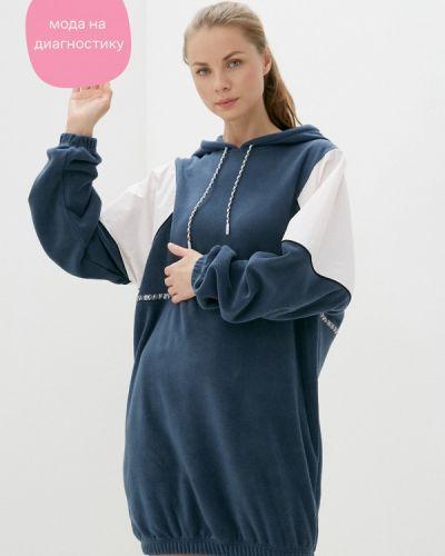 Платье классическое - синее Reebok Classic