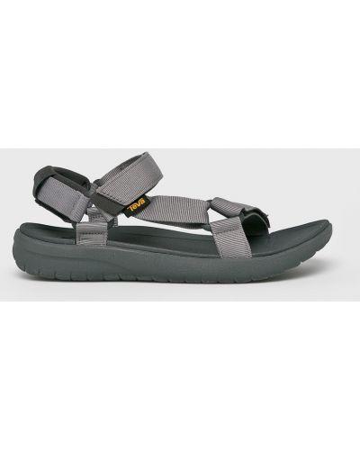 Спортивные сандалии универсальный серые Teva