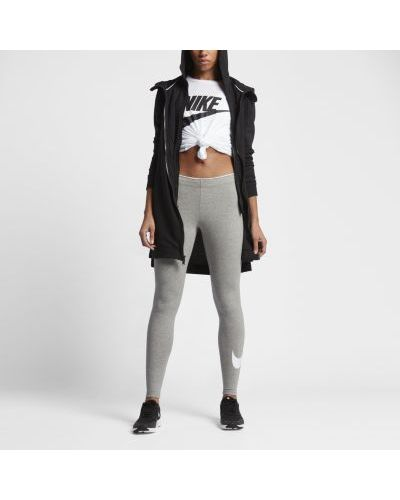 Спортивные брюки хлопковые с логотипом Nike