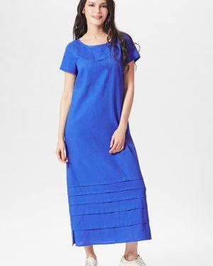 Платье с разрезами по бокам платье-сарафан D`imma Fashion Studio