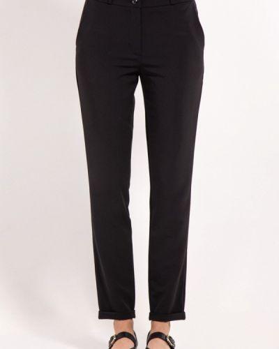 Классические брюки черные Bessa