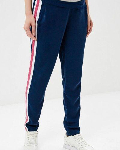 Синие спортивные брюки Mama.licious