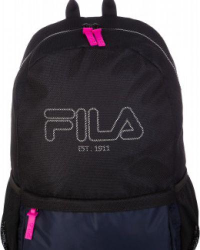 Рюкзак спортивный черный Fila