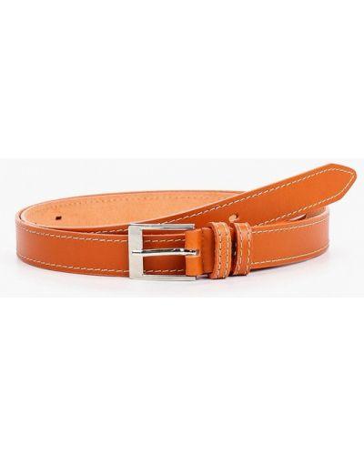 Оранжевый ремень Olio Rosti