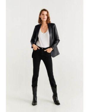 Пиджак черный Mango