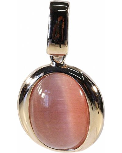 Золотая подвеска серебряный Jewelry Box