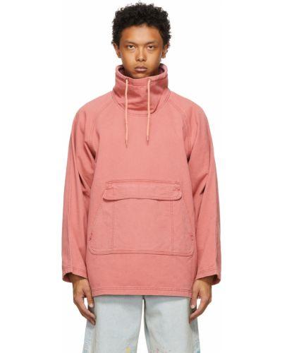 Розовая хлопковая куртка Levi's Vintage Clothing