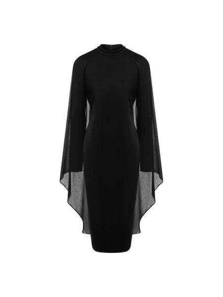 Трикотажное платье - черное Tom Ford