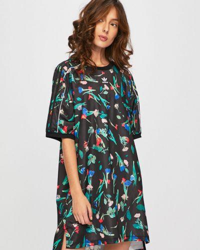 Платье прямое с вырезом Adidas Originals