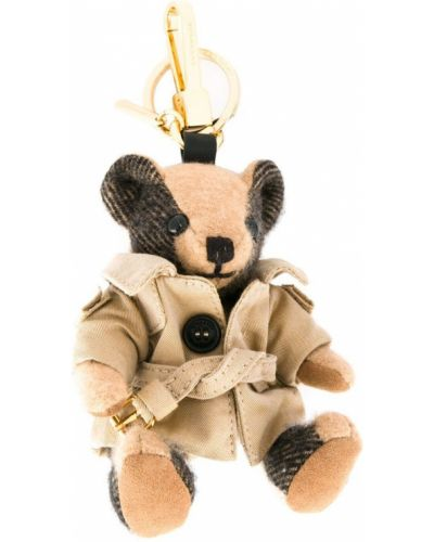 брелок 'trench coat bear' Burberry