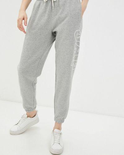 Серые спортивные брюки Gap