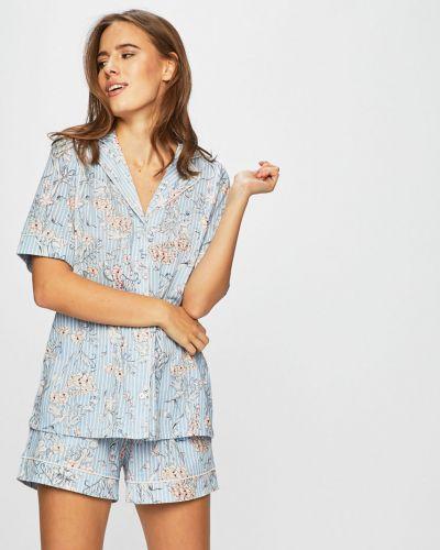 Пижама с шортами пижамный синий Triumph