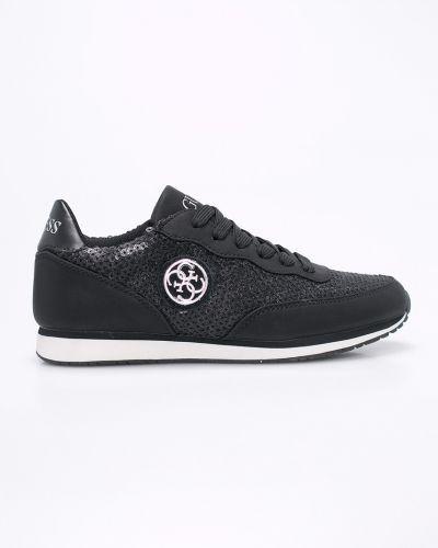 Черные кроссовки Guess Jeans