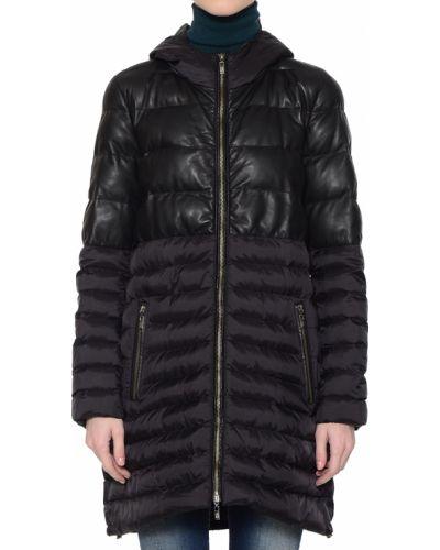 Нейлоновая черная куртка Sfizio