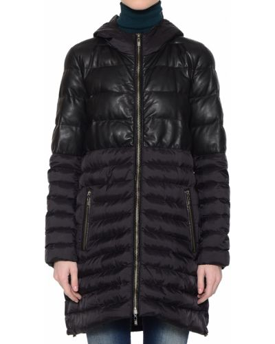 Куртка осенняя черная Sfizio
