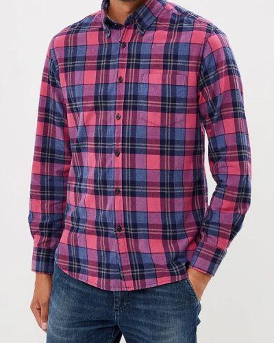 Фиолетовая рубашка с длинным рукавом United Colors Of Benetton