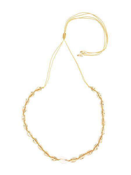 Желтое ожерелье Tohum