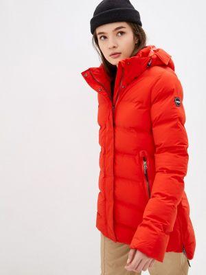 Утепленная куртка - красная Icepeak